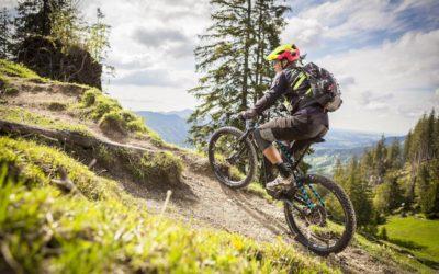 Journée test e-bike & VTT à Ovronnaz