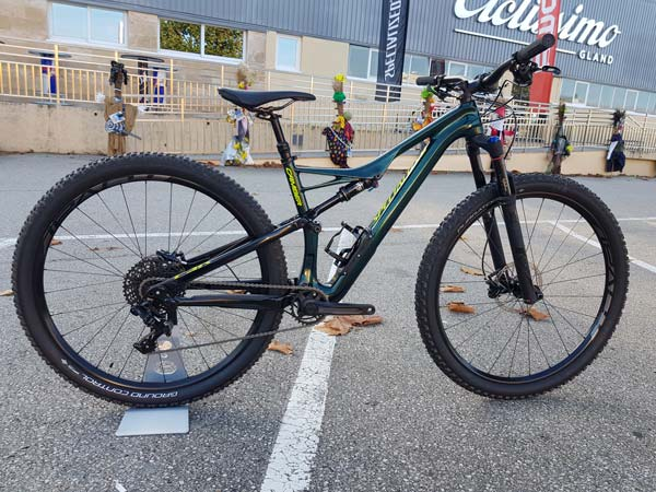 Specialized  Camber FSR Men Comp Carbon 29