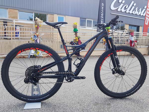 Specialized  Camber FSR Men Expert Carbon 29