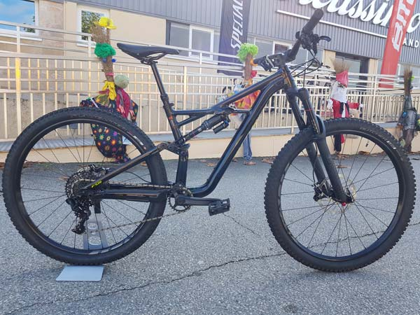 Specialized  Enduro FSR Comp 29/6 Fattie