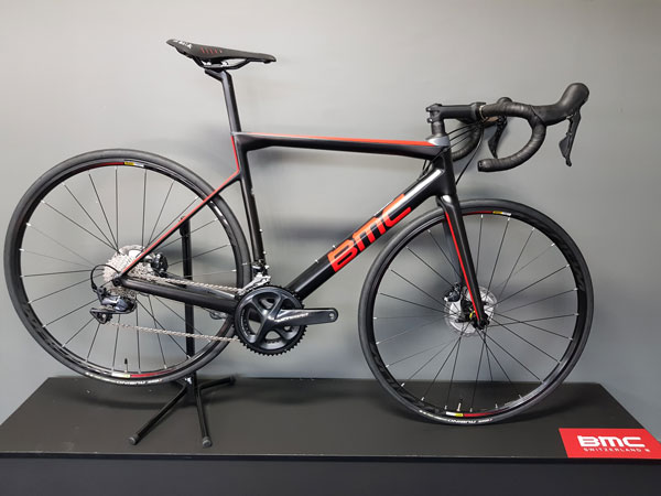 BMC – TEAMMACHINE SLR02 DISC/TWO