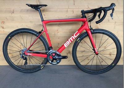 BMC – TEAMMACHINE SLR 01 / Team red wht blk