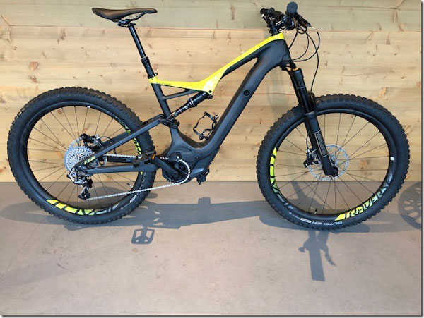 Specialized – S-works Levo FSR MEN 500w