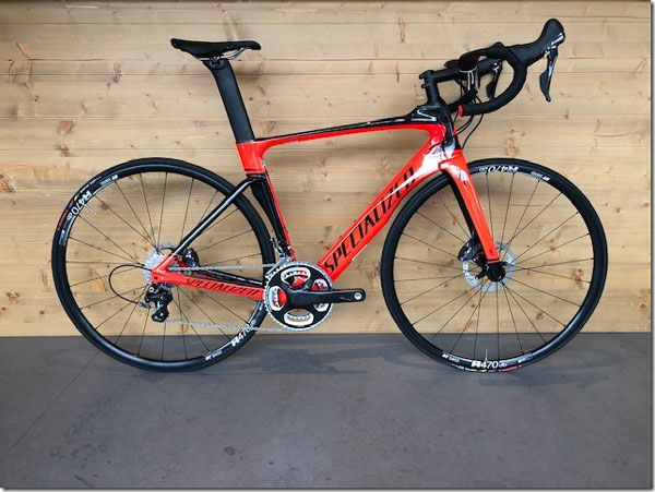 Specialized – Venge Expert Disc Vias