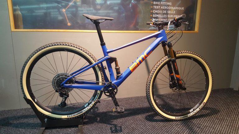 BMC Fourstroke 01 blue/orange